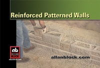 Building Patterned Walls